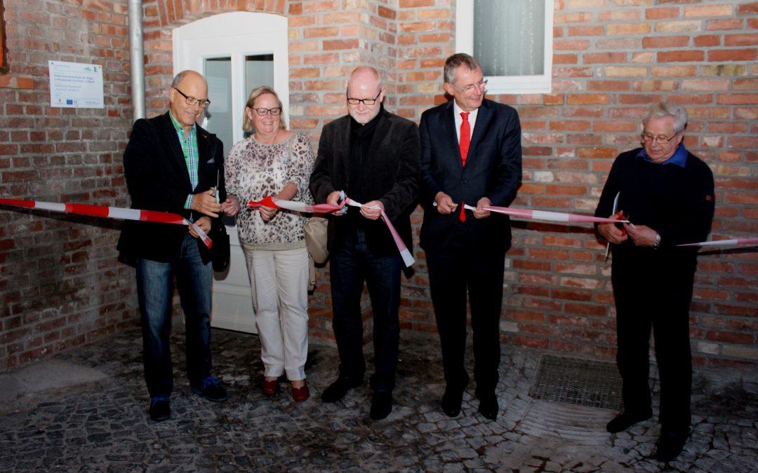 Moderne Toilettenanlage für den Museumshof Silstedt eingeweiht
