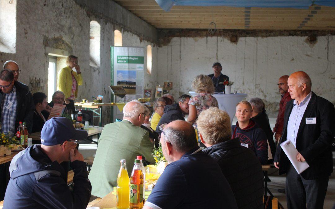 2. LEADER-Infotag im Landkreis Harz