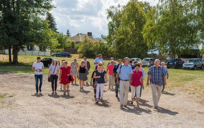 LAG Harz feiert Sommerfest in Danstedt