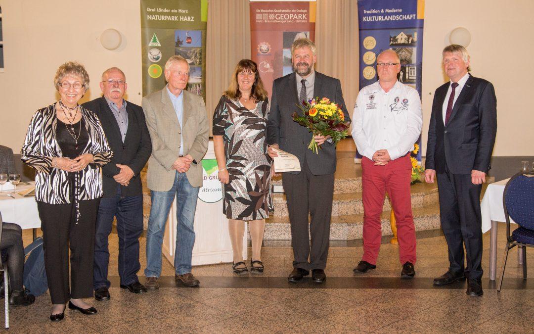 Heimat-, Kultur- und Museumsverein Abbenrode e.V. erhält den Kulturpreis Harz 2018