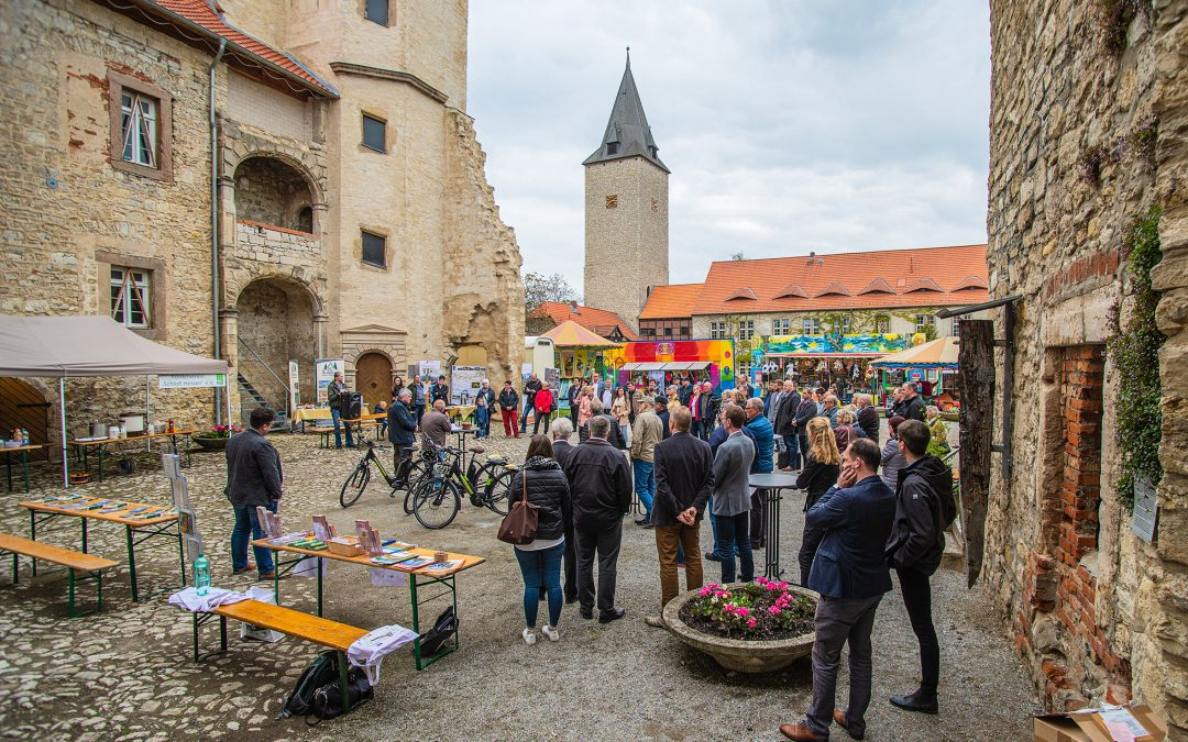 3. LEADER-INFO-TAG auf Schloss Hessen