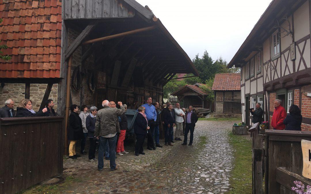 MGV LAG Harz im Heimatmuseum Komturhof