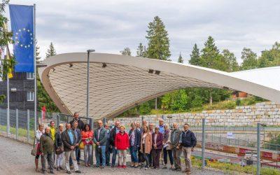 Die LEADER Aktionsgruppe Harz trifft sich in Schierke