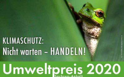 Umweltpreis Sachsen-Anhalt 2020