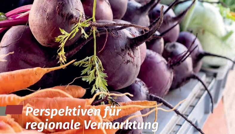 LandInForm 01/2020: Perspektiven für regionale Vermarktung