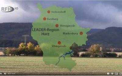 Neuer Imagefilm über LEADER Projekte in der LAG Harz